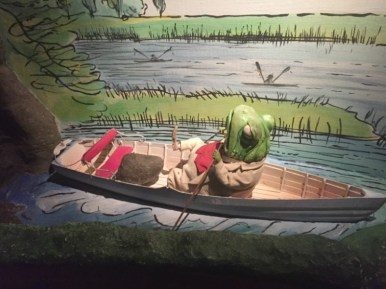 Exploring the River and Rowing Museum