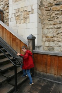 Exploring the Tower of London