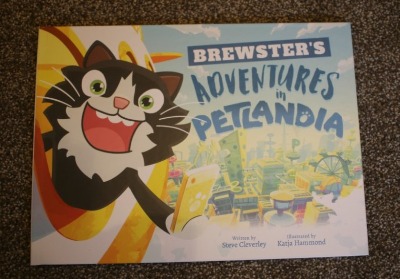 Personalised books from Petlandia