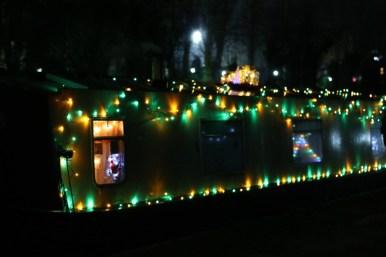 Exploring Milton Keynes Illuminated Boat Festival