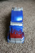 Knight Armour Turbo Changer Optimus Prime Figure