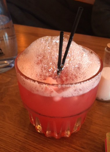bubblygum mocktail