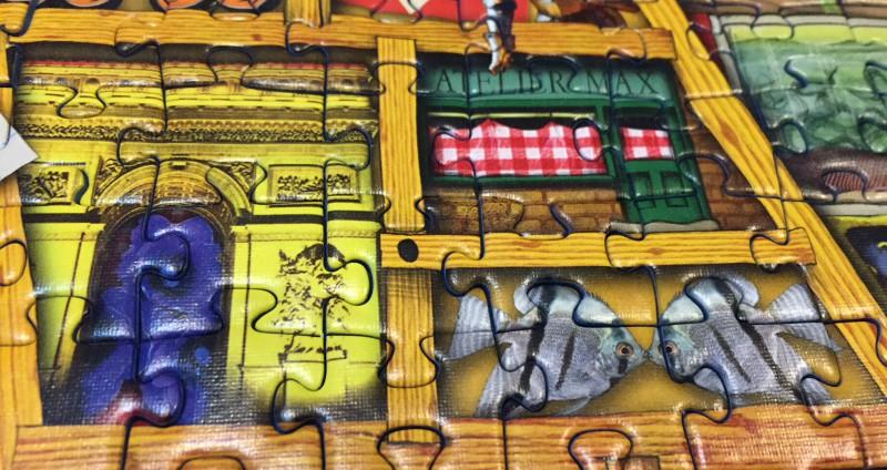 Ravensburger Awesome Alphabet A 1000 Piece Puzzle