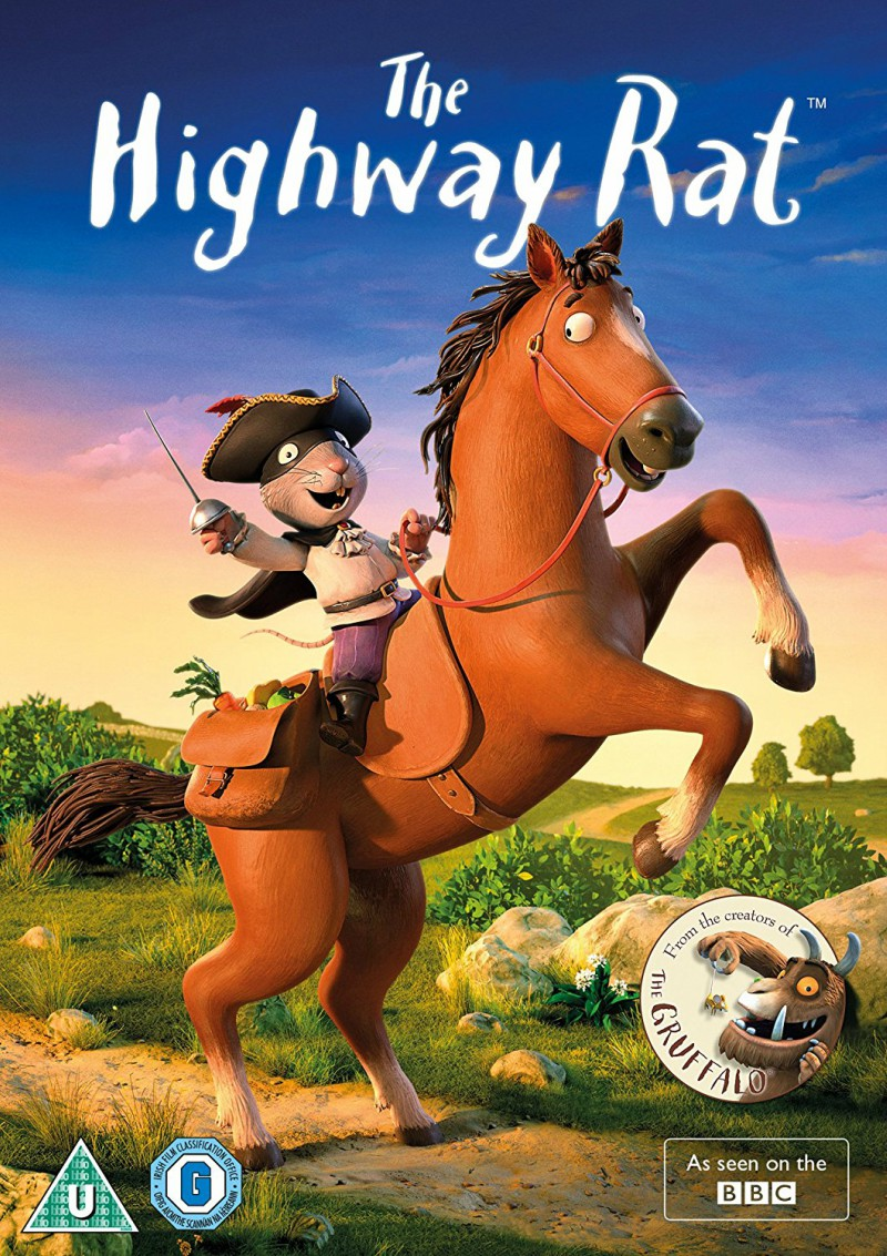 The Highway Rat DVD