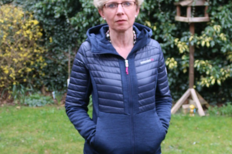 Ready for Spring with the Annema Women's Jacket from Didriksons