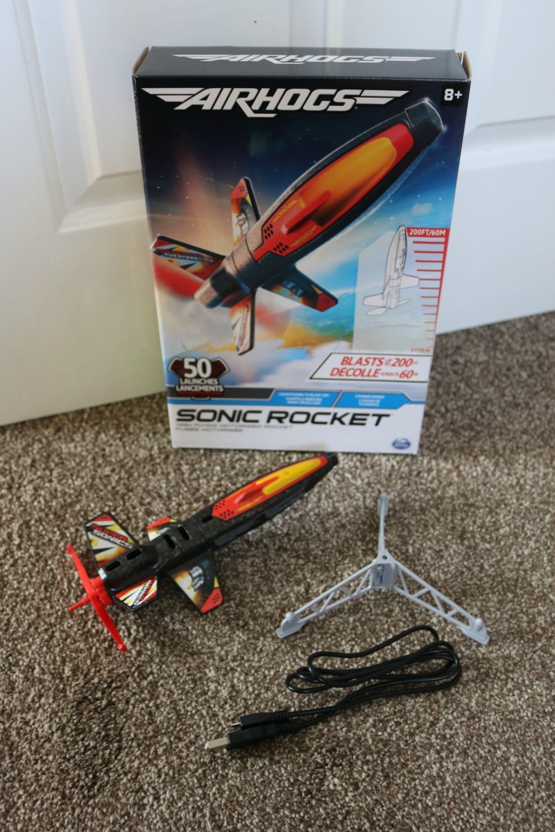 Air Hogs Sonic Rocket