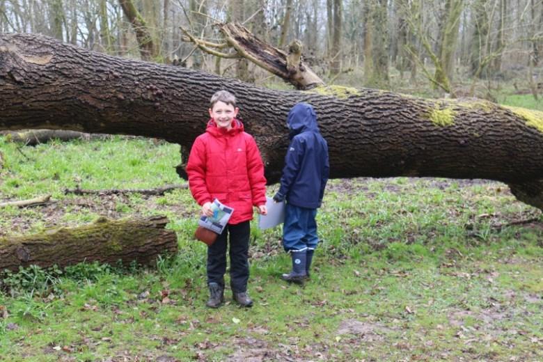 Exploring Boarstall Duck Decoy and Claydon