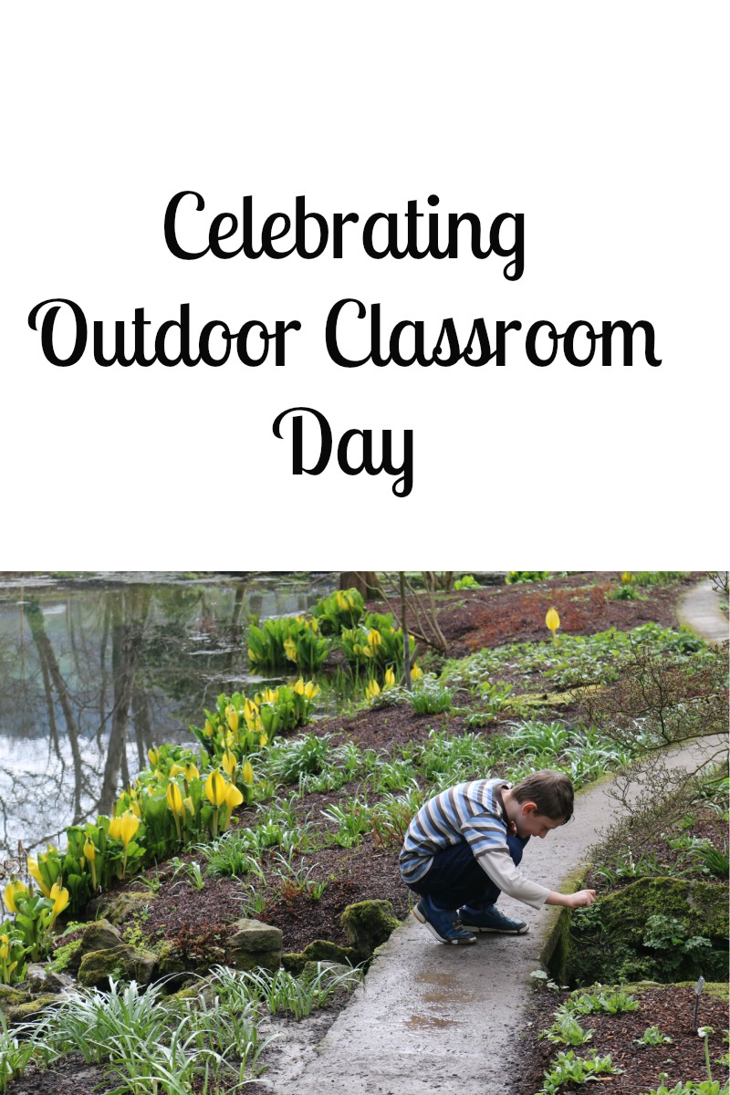 Celebrating Outdoor Classroom Day