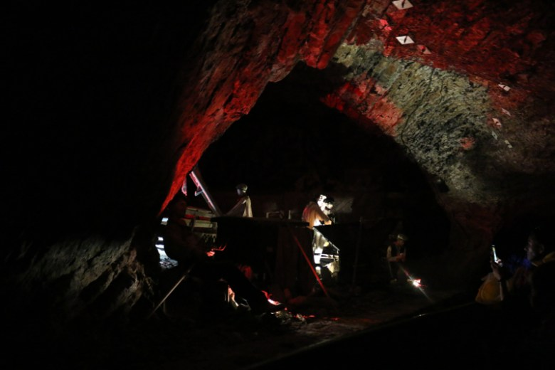 Exploring the Dudley Canal Tunnels