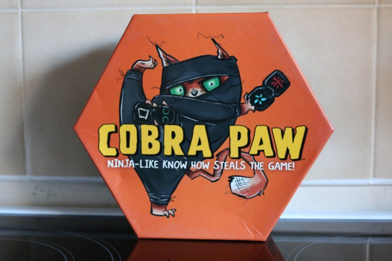Having fun with Cobra Paw