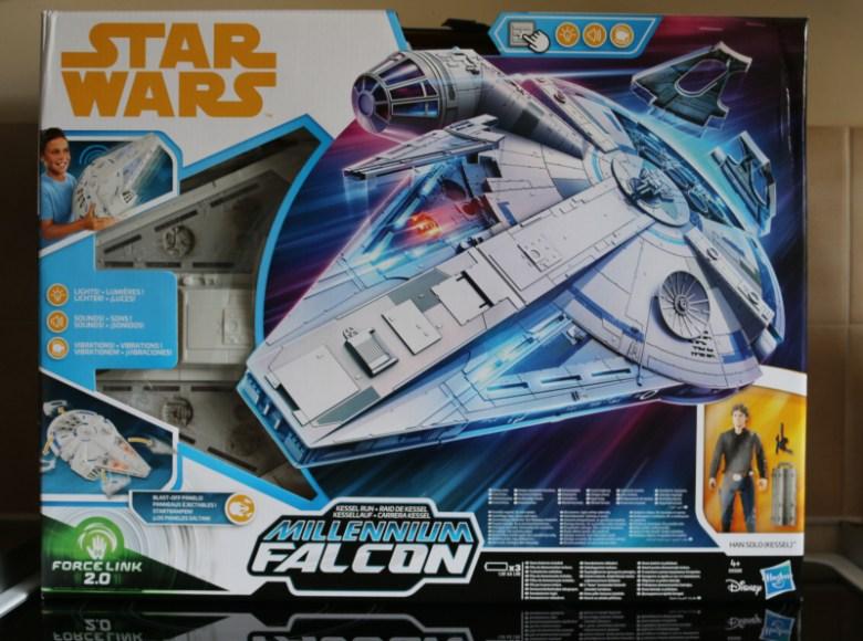 Star Wars Kessel Run Millennium Falcon