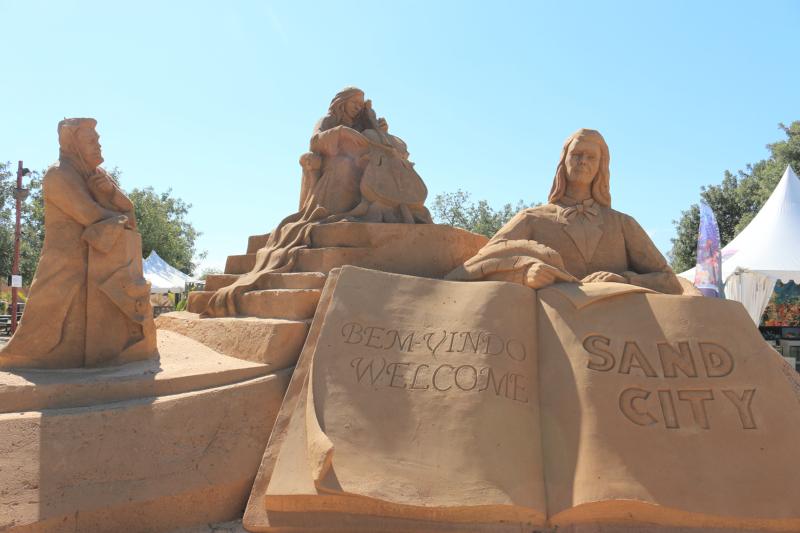 The Sand City FIESA