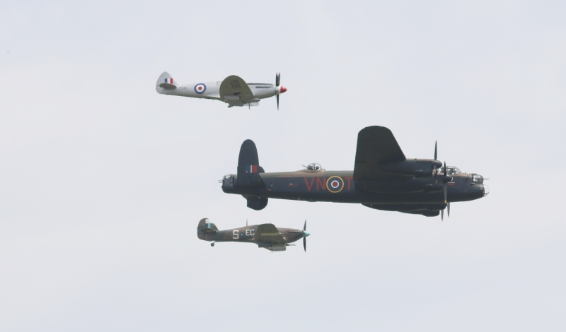 Those Magnificent Men in their Flying Machines - My Sunday Photo 010718