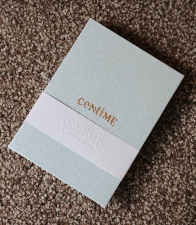 Personalised jewellery from Centime