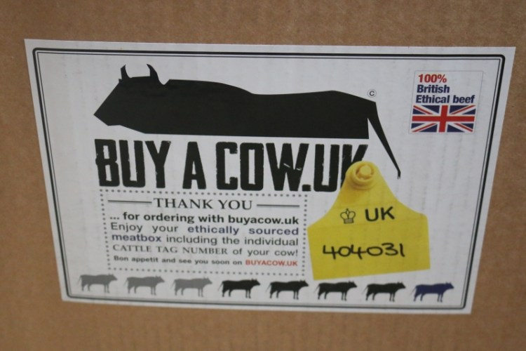 Eating well with Buyacow.uk