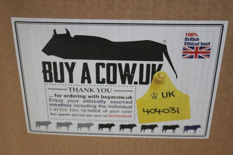Eating well with Buyacow.uk