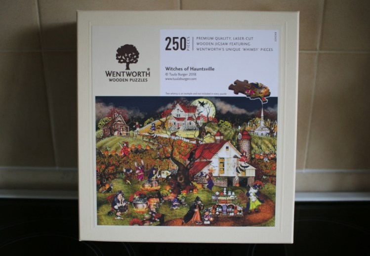 Witches of Haunstville from Wentworth Wooden Puzzles