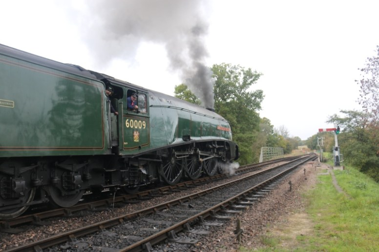 Making memories on the Bluebell Railway 28