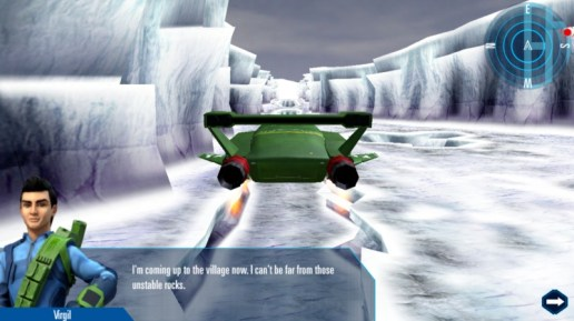 Thunderbirds Are Go: International Rescue
