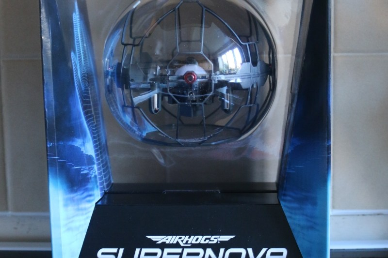 Air Hogs Supernova