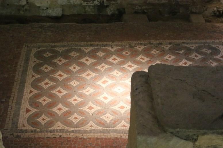 Exploring Chedworth Roman Villa 14