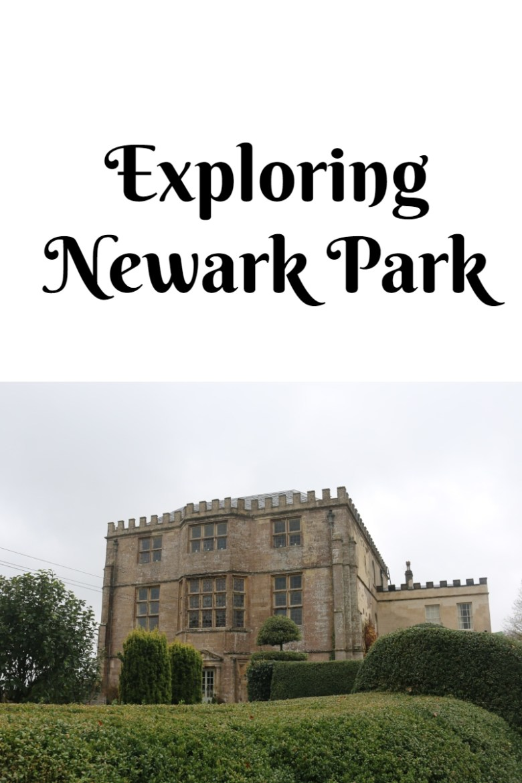 Exploring Newark Park