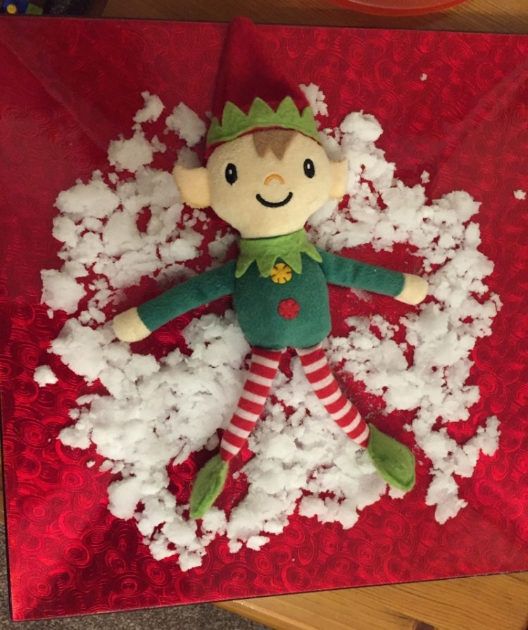 Berry the Elf in 2018
