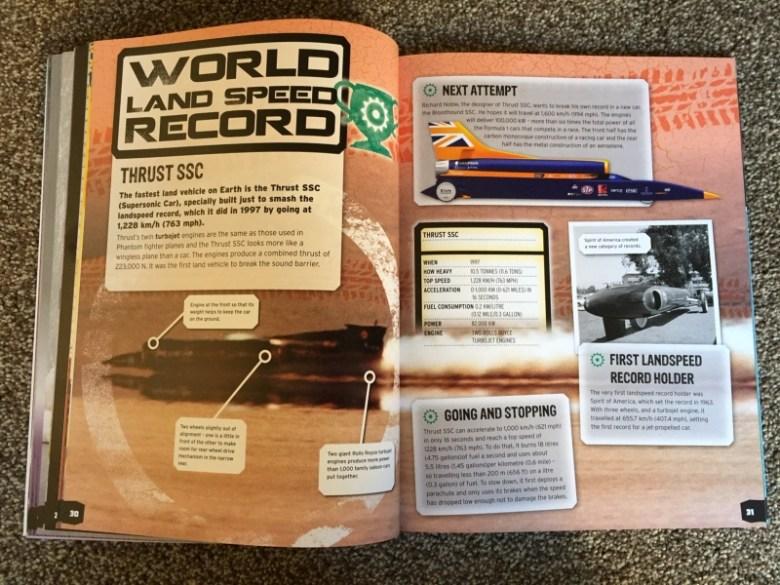 Mega Machine Record Breakers