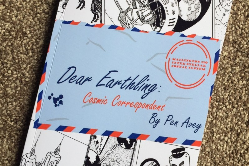 Dear Earthling_ Cosmic Correspondent