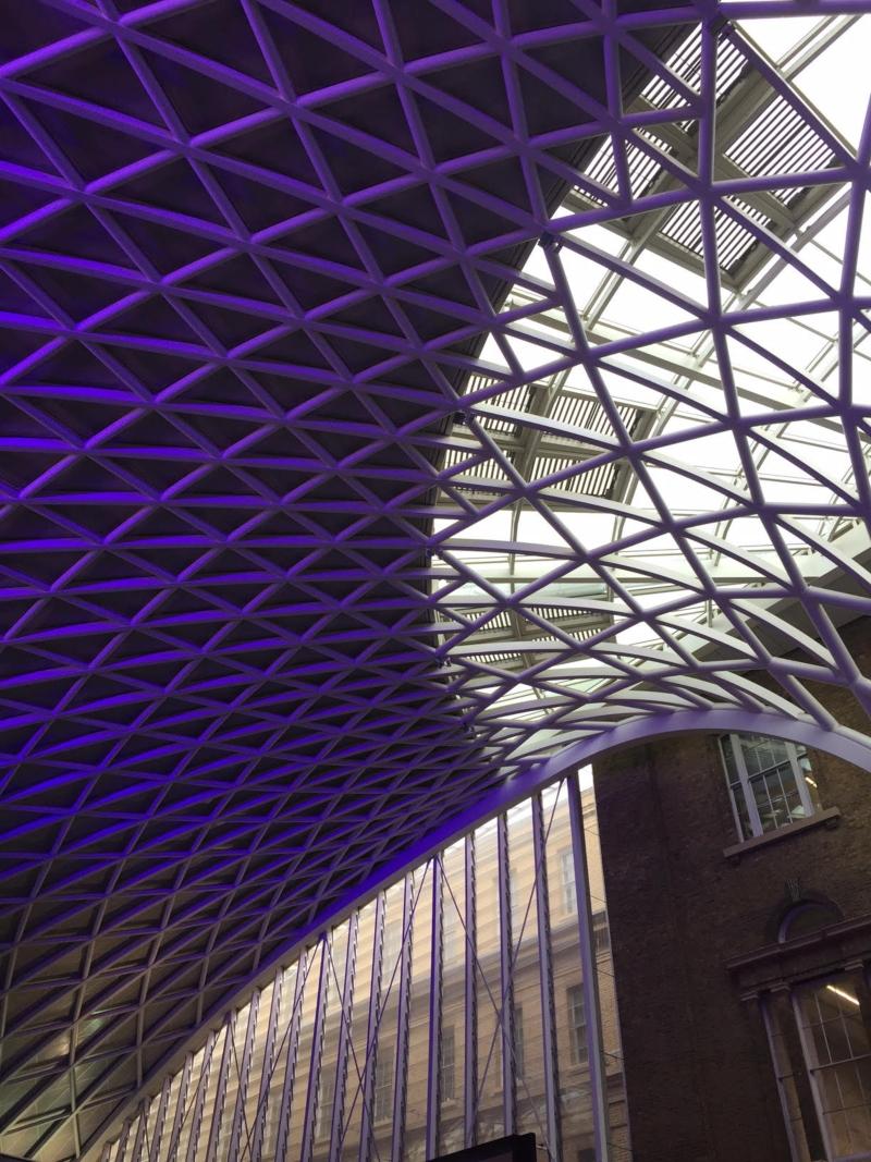 The Colour Purple - My Sunday Snapshot 030219