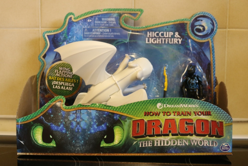 How to Train Your Dragon: The Lost World toys range from Spin Master