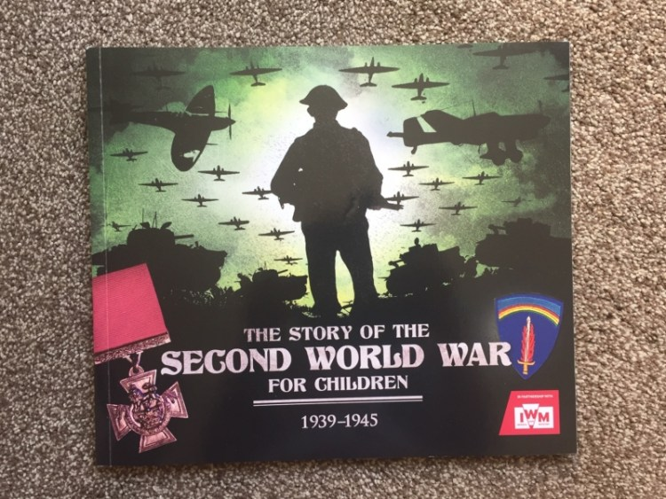 The Story of the Second World War for Children