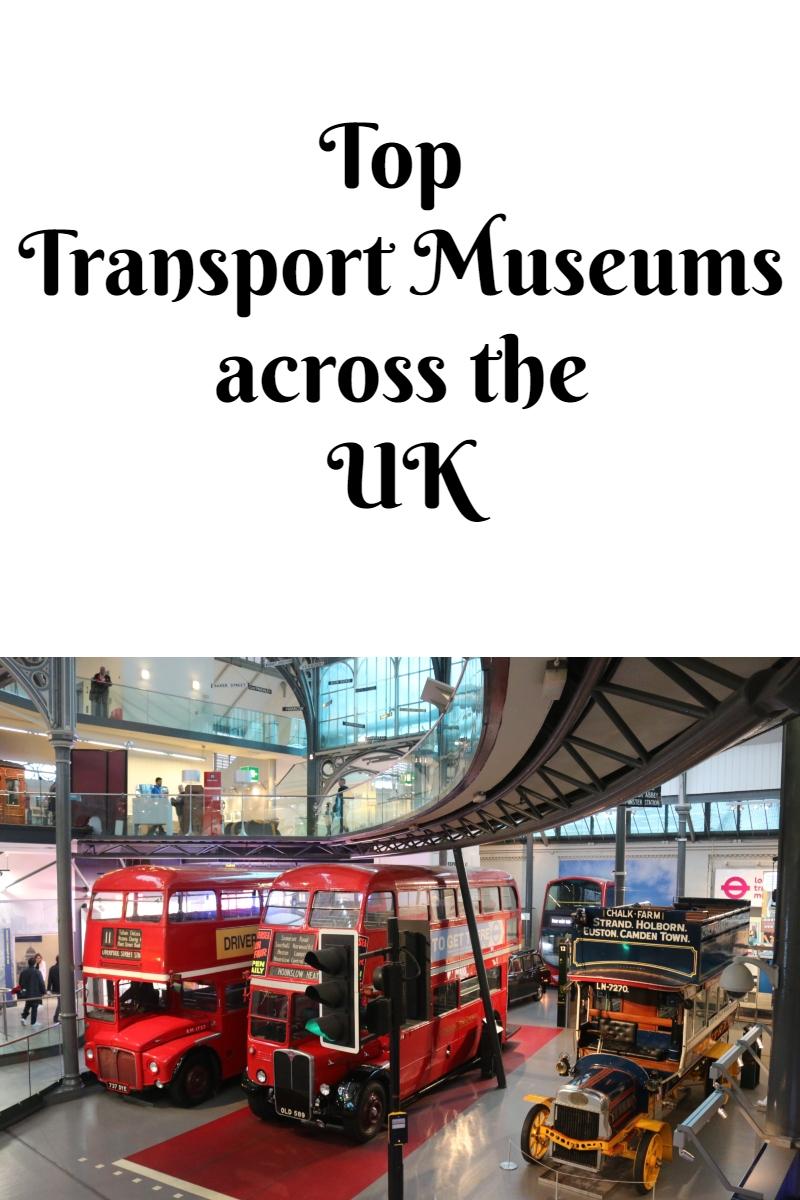 Top Transport Museums across the UK