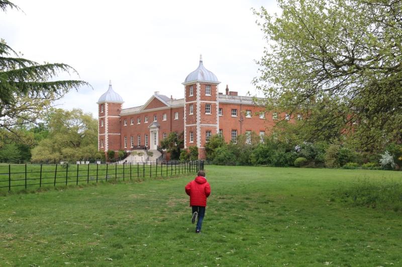 Exploring Osterley Park