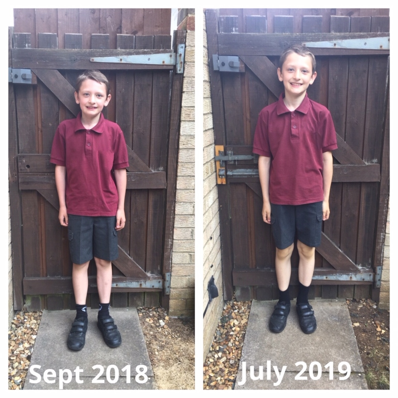 year four