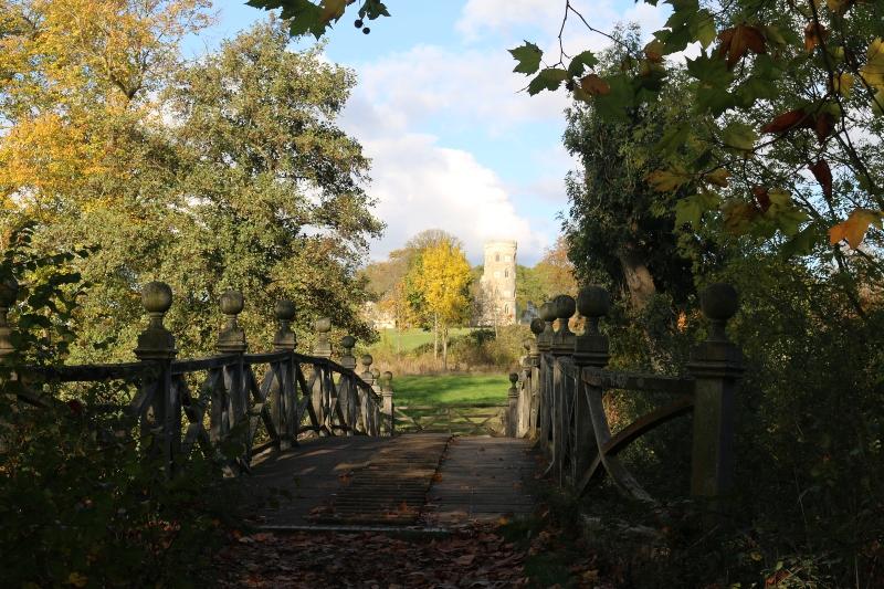 Exploring the Wimpole Estate
