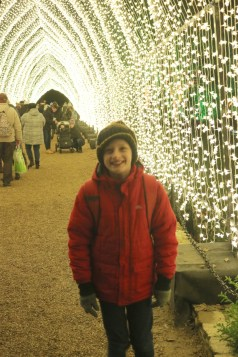 Getting festive with Christmas at Blenheim Palace