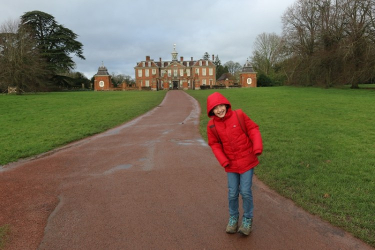 Exploring Hanbury Hall