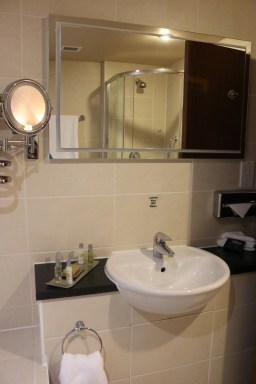 A family stay at Doubletree by Hilton The Cambridge Belfry Hotel