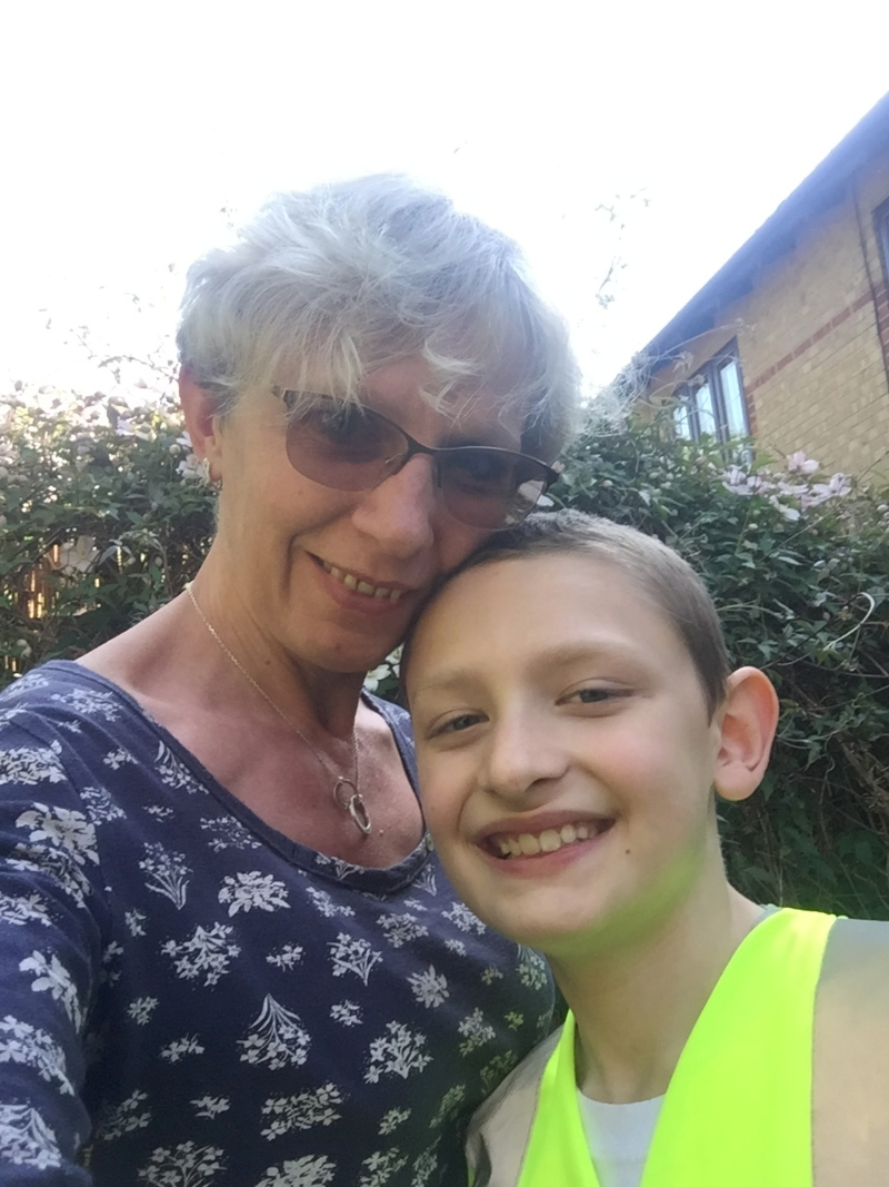 Mummy and Me - April 2020