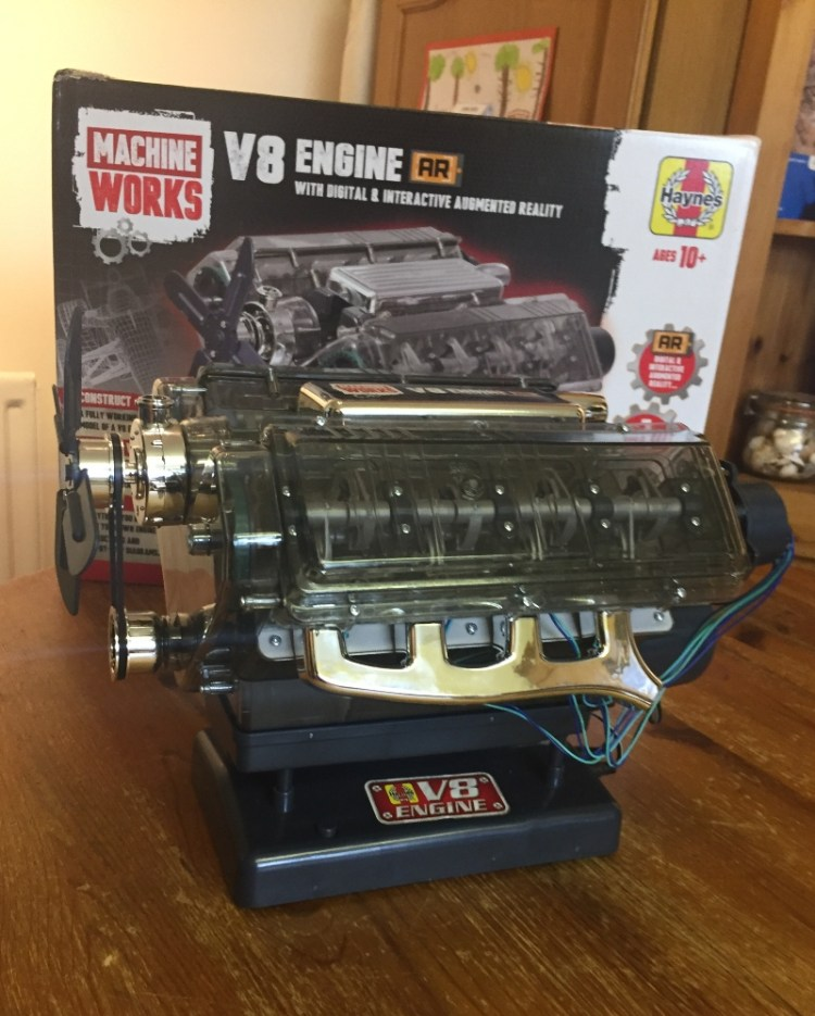 Machine Works V8 Engine AR