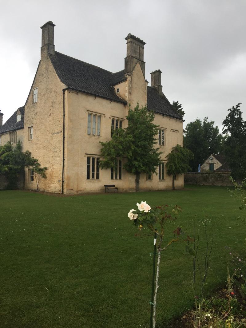 Cogges Farm farmhouse