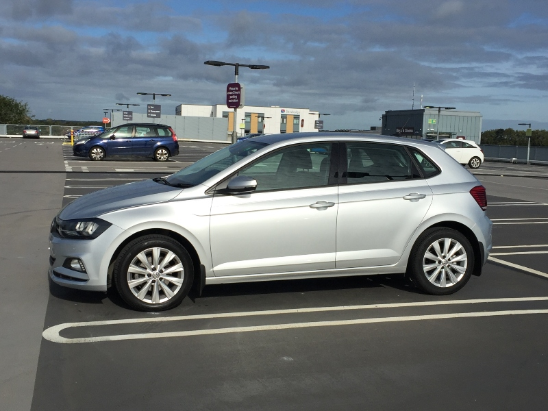 VW Polo SEL