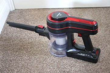 MOOSOO K17U 4 in 1 Cordless Stick Vacuum Cleaner 14