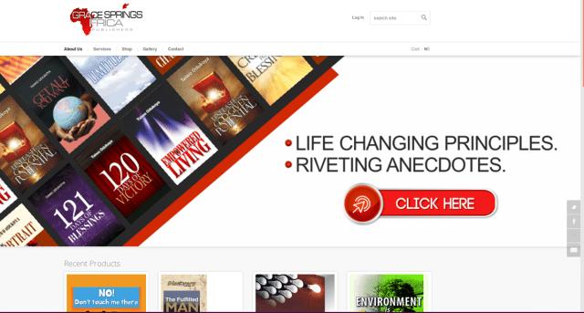 Online Store website & Mobile App