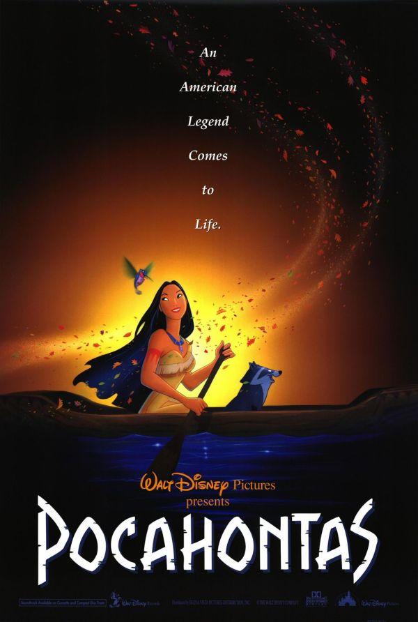 Pocahontas Movie