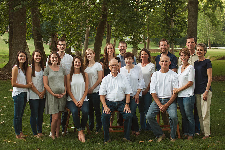 McLeod Extended Family Pic