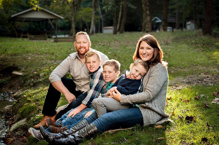 Stewart Family Pic