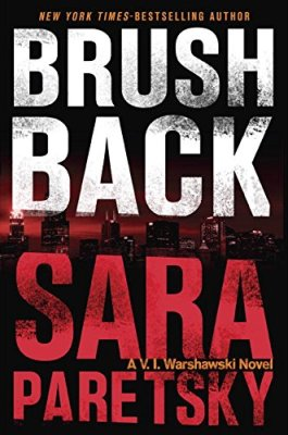 Brush Back (A V.I. Warshawski Novel)
