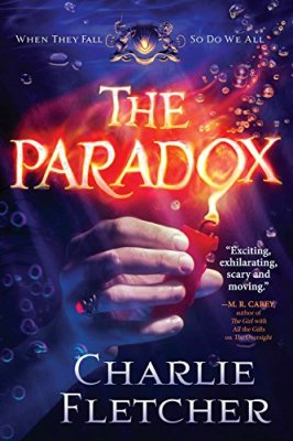 Paradox (Oversight Trilogy)